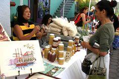 Más de 30 productores participan en Mercado Ecológico Solidario