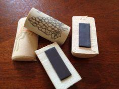DIY: Wine Cork Magnets  Miss Mel + Miss Heather