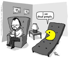 #pacman #psychologist #iseedeadpeople #TheSixthSense #ghost #funny