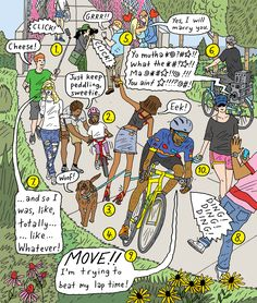 BeltLine officials have noticed the Eastside Trail's congestion and, in 2014, introduced a campaign to promote good trail etiquette. With the Westside Trail now open, it's time to update the rules.