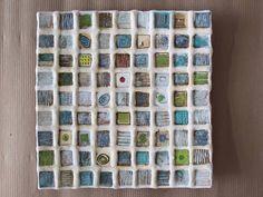 The ceramic weave of Hennie Meyer :)