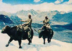 Vintage Afghanistan Pamir Mountains
