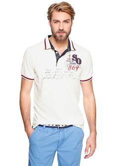 polo s olivier Polo Rugby Shirt, Polo Tees, Polo Fashion, Mens Fashion, T Shart, Surf Wear, Camisa Polo, Men Street, Boys T Shirts