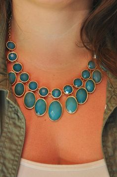 I like this color and the look of it. It would be really cute for summer.