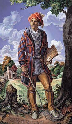 Famous+Cherokee+Indians:+Sequoyah+-+A+Literary+genius
