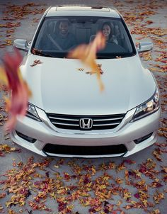 Stand out this season in the Accord Sedan, with Active Noise Cancellation™ for a more pleasant driving experience. You won't even be able to hear the autumn leaves falling.