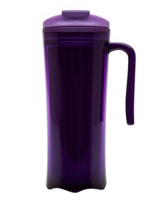 Take a look at this Purple Insulated Travel Mug by Aladdin on @zulily today!