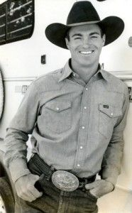 Clint Johnson, Saddle Bronc Riding • Inducted 1992, PRCA Rodeo