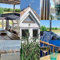 Die Seehütte in Rust am Neusiedlersee zum Mieten. Gazebo, Outdoor Structures, Stilt House, Romantic Vacations, Cottage House, Kiosk, Cabana