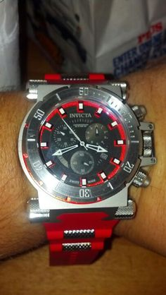 Love my Invicta watches
