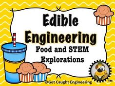 Mention an engineering activity and your students ears will perk up. Then say you will be using food in the engineering activity and you will definitely have every students undivided attention. We put together eight edible engineering tasks that will have your kids shouting  learning is sweet!.Each lesson focuses on a particular type of engineering and uses easily obtainable materials. (Starred lessons are also available separately in our store)       Sweet Rovers on the Run- Mechanical…