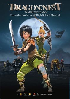 Dragon Nest: Warriors' Dawn izle - http://www.filmizlebak.org/dragon-nest-warriors-dawn-izle.html