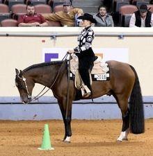 Two-time World Champion Whitney Vicars Shares Horsemanship Tips