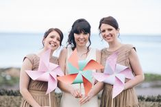 Windräder Hochzeit