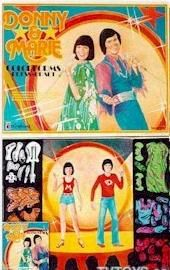 Osmond Heaven Photo Gallery - Osmond Toys/Donny & Marie Colorforms set