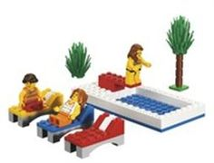 Lego 9389 Startersset steden