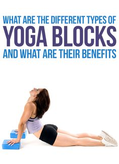 Yoga blocks are amazing! Did I say amazing? Yes, absolutely! Here are the different types of yoga blocks that will make your life better. This post lets you know how Ashtanga Yoga, Vinyasa Yoga, Begginers Yoga, Different Types Of Yoga, Yoga Props, Yoga Block, Yoga For Weight Loss, Losing Weight, Yoga Accessories
