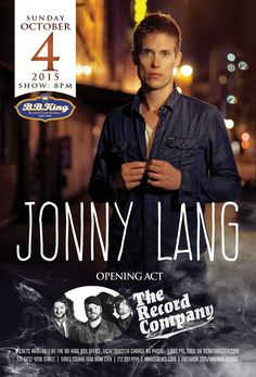 Jonny Lang (10.4.15)
