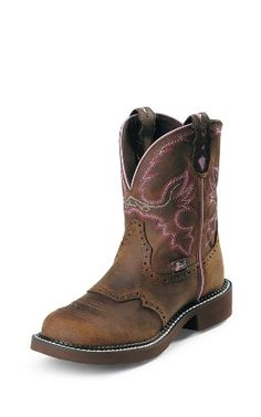 Justin Original Workboots Justin Gypsy® WKL9980 AGED BARK STEEL TOE $86.00 maybe but fav boots ever!!!!
