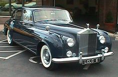 1958 Limousine (with division) by James Young (chassis LCLC6, design SC12) for D. Sinclaire
