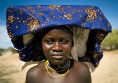 Angola People | - Angola Mucubal (also called Mucubai, Mucabale, Mugubale) people ...
