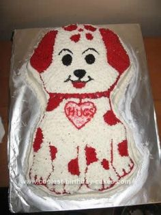 Puppy Dog Cake Design : 1000+ images about birthday cake designs on Pinterest ...