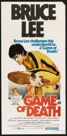 Game of Death, 1978.