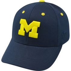 6a233dbf59d Top of the World Youth Michigan Wolverines Blue Rookie Hat. Bulldogs  TeamMichigan GearButler ...