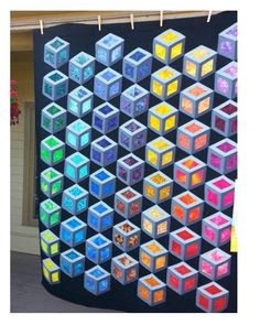 Think Inside The Box quilt