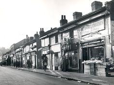 Angel Lane, Stratford. 1964. London History, Local History, British History, East End London, Old London, Secret Places In London, Stratford London, London Photos, Street Photo