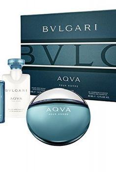 New-Bvlgari-Aqua-Pour-Homme-Eau-de-Toilette-50ml-After-Shave-Balm-40ml-Shampoo-and-Shower-Gel-40ml-Gift-Set-0