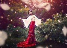 Fantasia e surrealismo nas lindas fotografias com modelos fashion de Margarita…