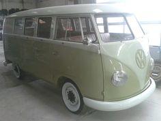 Combi Split samba