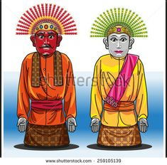 Find Ondelondel Couple Jakarta Mascot stock images in HD and millions of other royalty-free stock photos, illustrations and vectors in the Shutterstock collection. Aliens Guy, Royalty Free Images, Royalty Free Stock Photos, Ancient Egypt, Jakarta, Vector Graphics, Old Things, Couple, Illustration