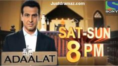Adaalat 20th April 2014 - Sony Tv  Adaalat20 April 2014 - Sony TV Channel watch latest episode 20/4/2014 with Justdramaz.com online free. Watch all