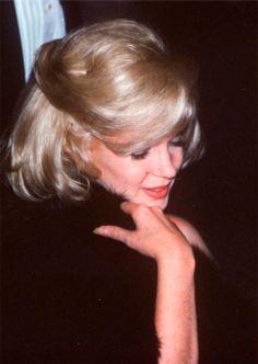 Marilyn Monroe at the Actors Studio benefit, 1961