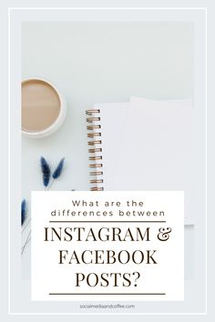 If you have your business on both Facebook and Instagram, it can be tricky to know how to tailor your post for each platform. Here are the basic differences for each. Social Media marketing | online business | blog | blogging | Facebook marketing | Instagram marketing | small business marketing | entrepreneur | marketing ideas | social media tips | #blog #blogging #socialmedia #Facebook #Instagram #smallbusiness #entrepreneur #marketing #onlinebusiness