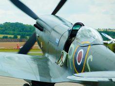 /by Craig84712 #flickr #plane #ww2 #Spitfire