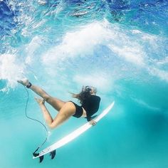 """""""Grab the reef when all duck diving fails"""" Surfe"""