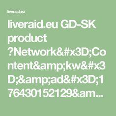 liveraid.eu GD-SK product ?Network=Content&kw=&ad=176430152129&SiteTarget=mojevideo.blindr.eu