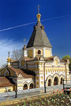 Kievo-Pecherskaya Lavra, Kiev, Ukraine