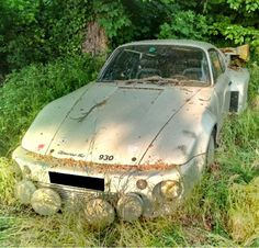 An Unfortunate Collection of Abandoned Race Cars — 95 Customs