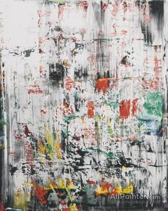 Gerhard Richter Ice 2 oil painting reproductions for sale