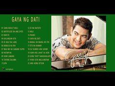 Best of Gary Valenciano Gaya ng dati album with Lyrics OPM, you can sing along. Lyrics through the whole album. 6 Music, Music Songs, Christmas Songs Playlist, Billy Joel, Music Publishing, Singing, Writer, Lyrics, Album