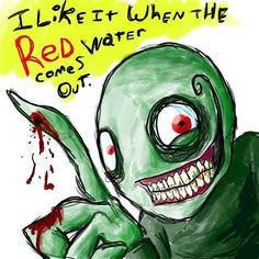salad fingers Pictures, Images and Photos