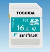ニュース - 東芝、TransferJet対応SDメモリーカードを発売:ITpro