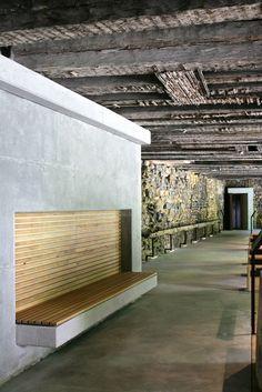Salt Museum – Malcotti Roussey Architectes – Thierry Gheza