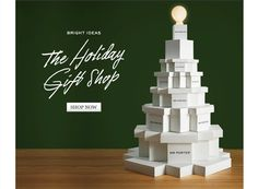 Bright Ideas: The Holiday Gift Shop. Shop now
