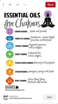 Chakra Meditation 132293307781429187 - Use these essential oils to keep your chakras open! Shop affordable and therapeutic essential oils and blends with BioSource Naturals. Essential Oils For Chakras, Therapeutic Essential Oils, Essential Oil Uses, Doterra Essential Oils, Young Living Essential Oils, Patchouli Essential Oil, Yl Oils, Pure Essential, Natural Essential Oils