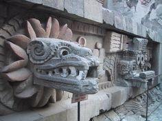 Quetzalcoatl and Tlaloc @ Teotihuacan